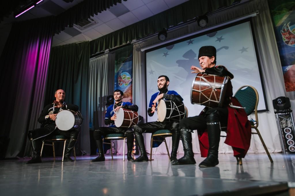 Этнокультурный Фестиваль «Мозаика народов Дагестана»